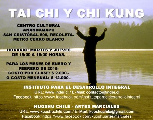 Tai Chi y Chi Kung(1)