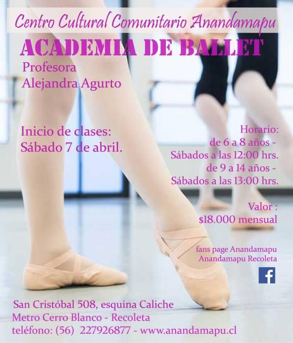 ballet alejandra